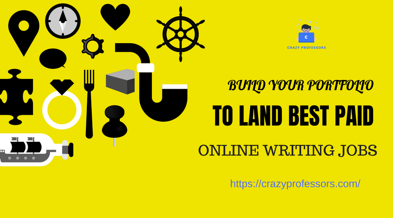 Be a Freelance Writer: 5 Steps to Build Your Portfolio