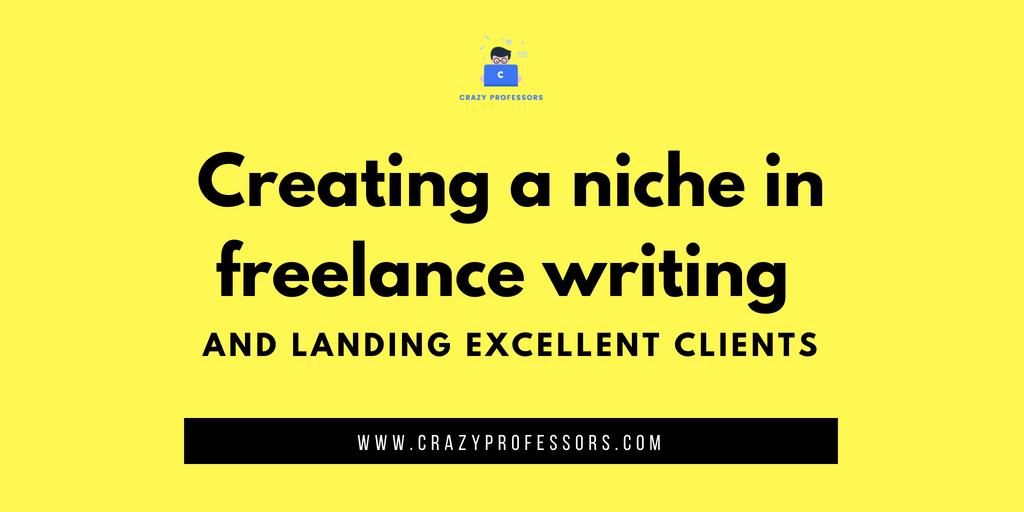 crazy professors freelance writer