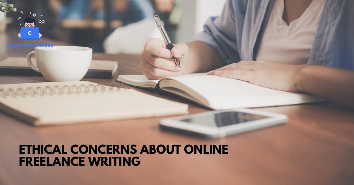Ethics in Online Freelance Writing