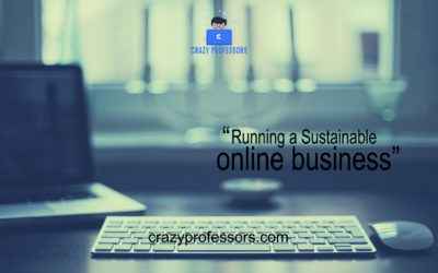 Running a Sustainable Online Business