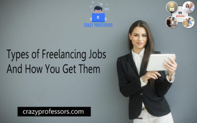 Types of Freelancing Jobs and How You Get Them