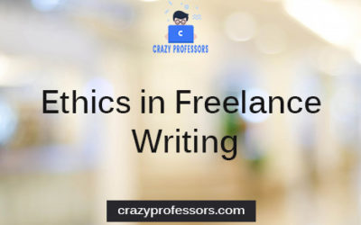Ethics in Freelance Writing