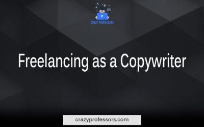 Freelancing as a Copywriter